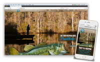 Alabama Bass Trail Website Design