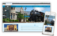 City of Fort Payne Website Design