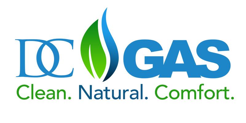 DC Gas Logo