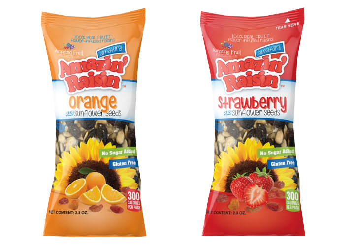 Sunflower Seed Package Design
